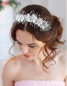 Tiara modelatoare Purity Flowers