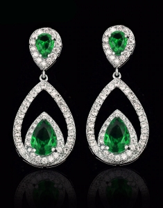 Cercei Green Zirconia Tear